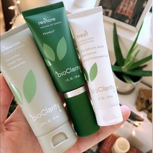 Other - Skincare by bioclarity NEW never used